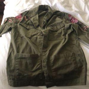 Olive green Size M ANA jacket